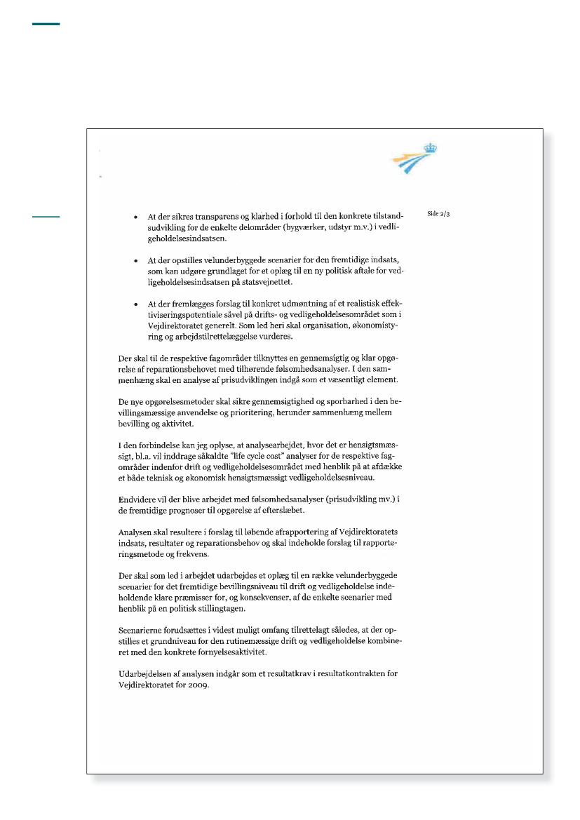 f186dbe3f31 Statsrevisorerne betænkning EB2008 - Bilag 2: Endelig betænkning ...