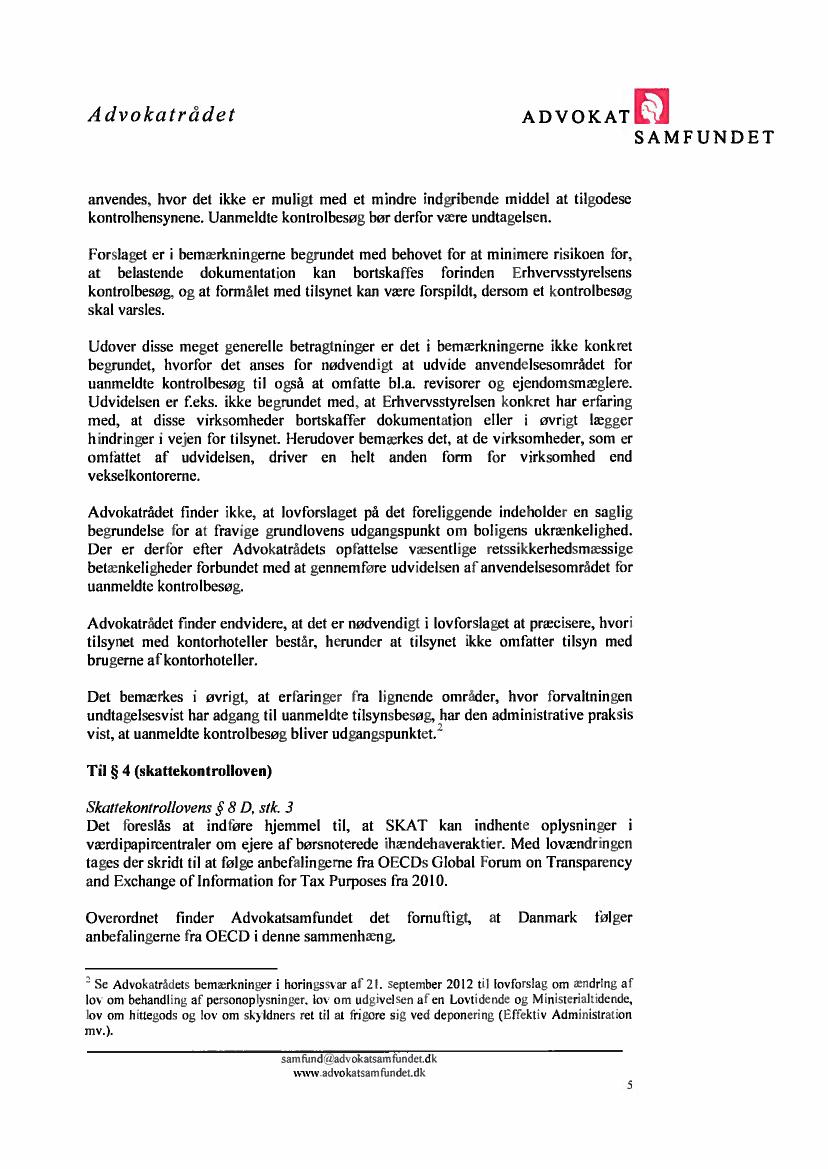 revisionsvirksomheder i danmark
