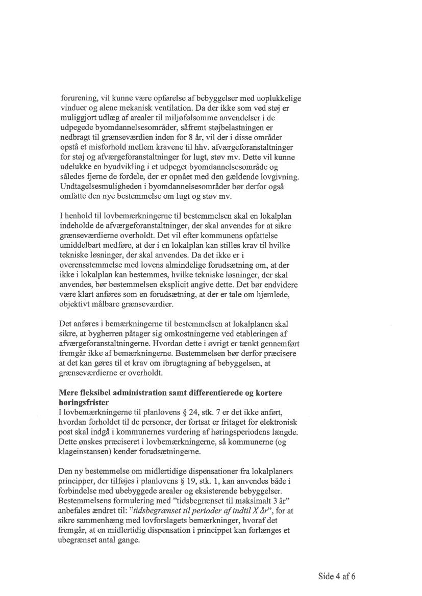 03cb449a604 L 121 - 2016-17 - Bilag 1: Høringssvar og høringsnotat, fra ...