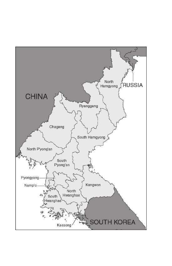 UM del - 2006-07 - Bilag 18: Menneskerettighedsrapport fra ... Nanam Korea On Map Of on capital of korea, n. korea, map from florida to korea, area of russia near korea, pyongyang korea, world map korea,